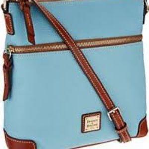 Dooney & Bourke Pebble Grain Leather Crossbody Bag